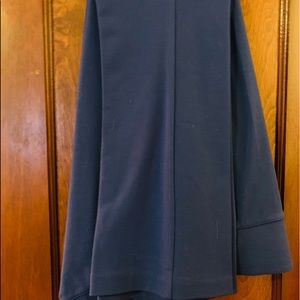 TORRID SIZE 1 BRIGHT NAVY STRETCHY DRESS PANTS EUC
